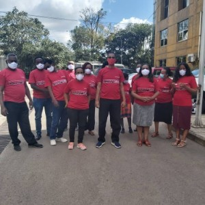 Team ActionAid Ethiopia